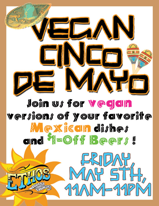 Vegan Cinco de Mayo